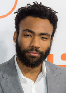 """Actor Donald Glover attends the world premiere for """"The Martian."""" Photo Credit: (NASA/Bill Ingalls)"""